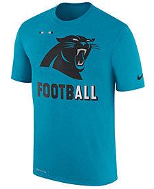 Nike Men's Carolina Panthers Legend Football T-Shirt