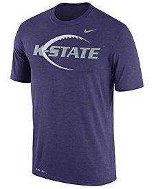 Nike Men's Kansas State Wildcats Legend Icon T-Shirt