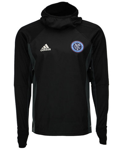 adidas Men's New York City FC Warm Top Hoodie