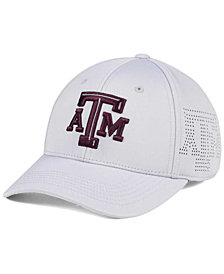 Top of the World Texas A&M Aggies Light Gray Rails Flex Cap