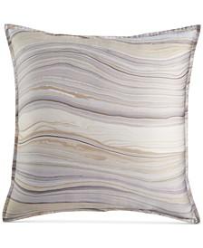 Agate Pima Cotton European Sham, Created for Macy's