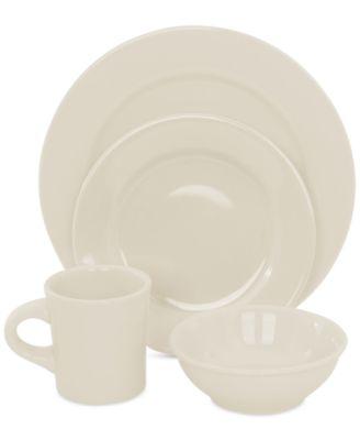 main image; main image ...  sc 1 st  Macyu0027s & Oneida Buffalo China 16PC Set - Dinnerware - Dining u0026 Entertaining ...