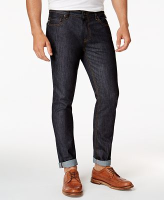 Raw denim enthusiasts have different opinions on which is better, and it's really a personal decision. Unsanforized denim is a great choice if you're looking for a more unique and distinctive fabric, but because the jeans could shrink significantly, it can be tricky to get the right fit.