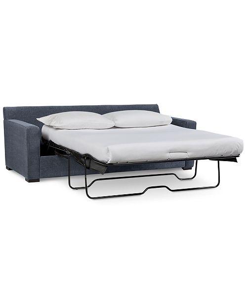 Furniture Radley 86 Fabric Queen Sleeper Sofa Bed Custom Colors