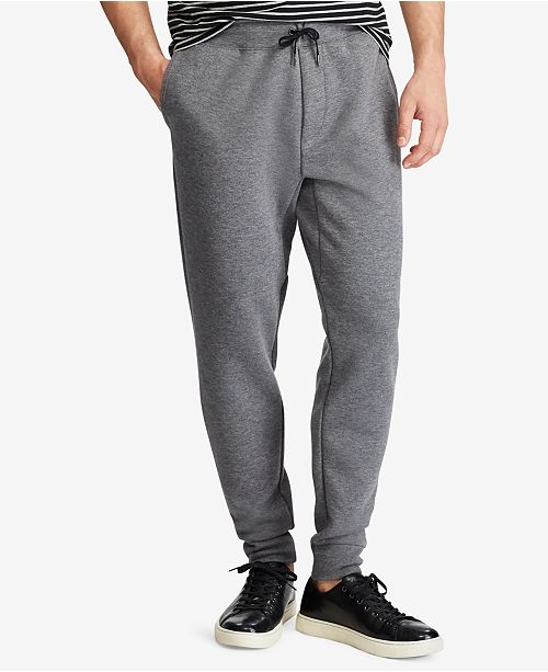 Best Buy Mens Double Knit Tech Sport Jogger Ralph Lauren Real Cheap Price How Much Cheap Price Sale Pictures Cheap Sale Exclusive rBtYMx0B