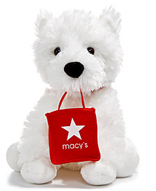 Gund® Macy's Shopping Bag Westie
