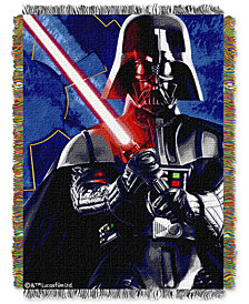 Star Wars Darth Vader Sith Lord Throw by Disney