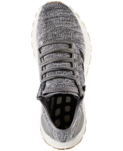 2a63cd0403763 adidas Men s PureBOOST ATR Running Sneakers from Finish Line ...