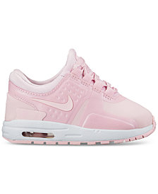 Nike Toddler Girls' Air Max Zero SE Running Sneakers from Finish Line