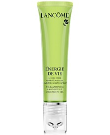 Lancôme Énergie de Vie Illuminating & Anti-Fatigue Cooling Eye Gel, 0.5 oz