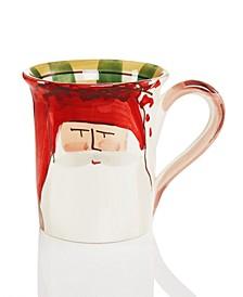 Old St. Nick Red Hat Mug