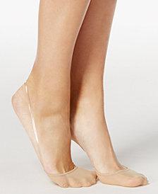 HUE® Women's Slingback Sheer Liner Socks