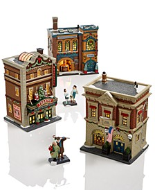 Christmas in the City Village Collection