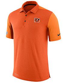 Nike Men's Cincinnati Bengals Team Issue Polo