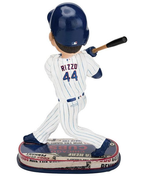Forever Collectibles Anthony Rizzo Chicago Cubs Headline