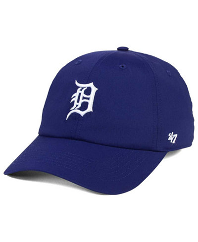 '47 Brand Detroit Tigers Repetition CLEAN UP Cap