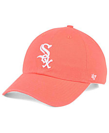 '47 Brand Chicago White Sox Grapefruit CLEAN UP Cap