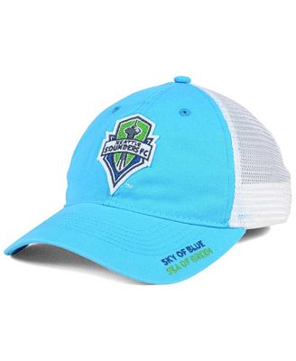 adidas Seattle Sounders FC Jersey Slouch Cap