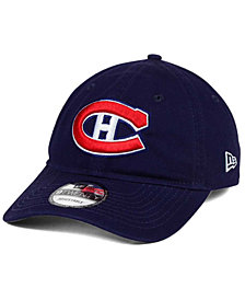 New Era Montreal Canadiens Relaxed 9TWENTY Strapback Cap