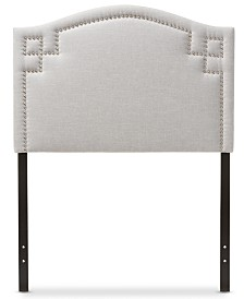 Aubrey Twin Headboard, Quick Ship
