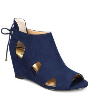 Thalia Sodi Adra Wedge Sandals, Created for Macy