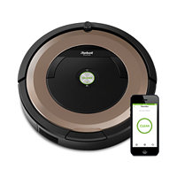 iRobot Roomba 895 Wi-Fi Connected Robotic Vacuum (Copper) + $90 Kohls Cash
