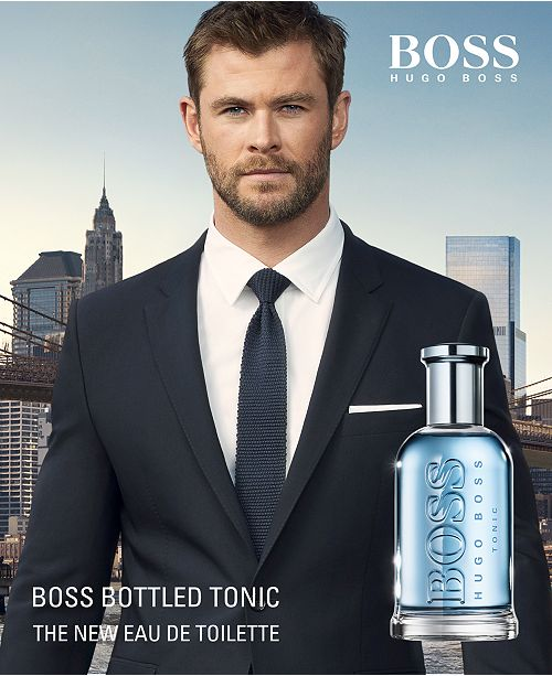 Hugo Boss BOTTLED TONIC Fragrance Collection - All Cologne - Beauty ... 460a8d020ad