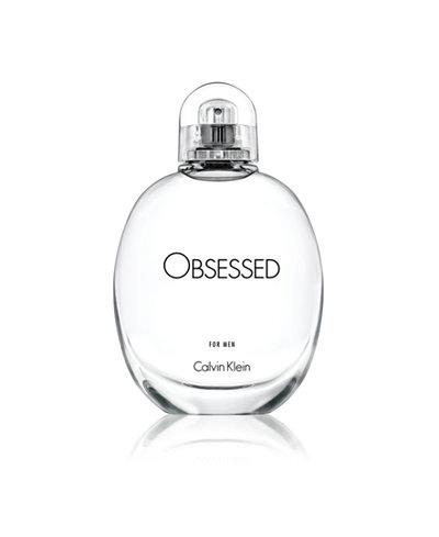 Calvin Klein Obsessed For Men Eau de Toilette Spray, 4.2 oz.