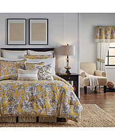 CLOSEOUT! Croscill Kassandra Full/Queen 4-Pc. Comforter Set