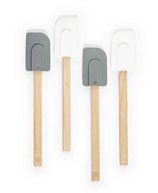 Martha Stewart Collection 4-Pc. Spatula Set, Created for Macy's