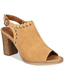 Bella Vita Ora-Italy Peep-Toe Sandals