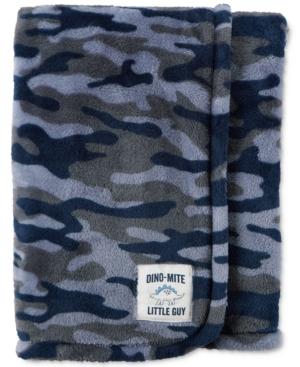 Carters CamoPrint Plush Blanket Baby Boys (024 months)