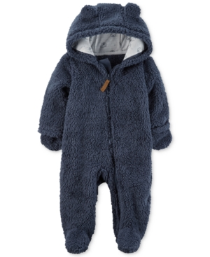 Carter's Hooded Fleece...