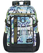 Solo Men's Brooklyn Printed Backpack