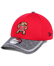 New Era Maryland Terrapins Training 39THIRTY Cap