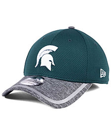 New Era Michigan State Spartans Training 39THIRTY Cap