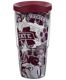 Tervis Tumbler Mississippi State Bulldogs 24oz All Over Colossal Wrap Tumbler