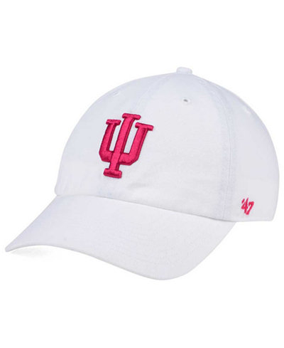 '47 Brand Indiana Hoosiers CLEAN UP Cap