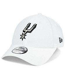 New Era San Antonio Spurs League 9FORTY Adjustable Cap