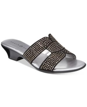 Karen Scott Esmayy Slide-On Sandals, Created for Macy