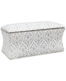 Bijou Storage Bench, Quick Ship