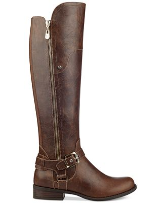 G By Guess Harson Wide Calf Tall Riding Boots Reviews Boots