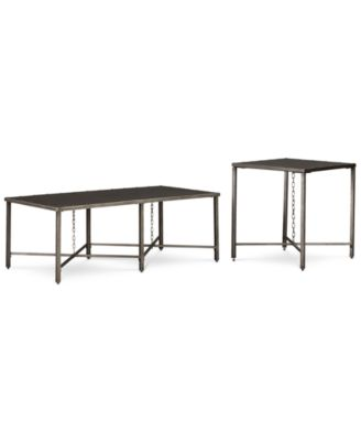 Grayson Table Furniture Set, 2 Pc. Set (Coffee Table U0026 End Table)