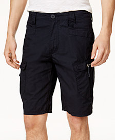 A|X Armani Exchange Men's Zip Cargo Shorts