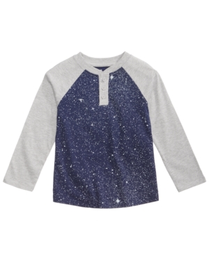 Epic Threads Galaxy Henley Toddler Boys (2T5T) Created for Macys