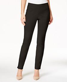 Charter Club Petite Slim-Leg Pants, Created For Macy's