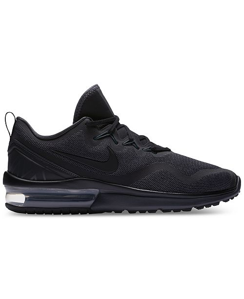 Nike Men s Air Max Fury Running Sneakers from Finish Line - Finish ... ae8689609