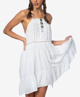 Summer cotton dresses