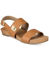 902fd2c5f9 Giani Bernini Ramonaa Memory Foam Footbed Sandals, Created for Macy's