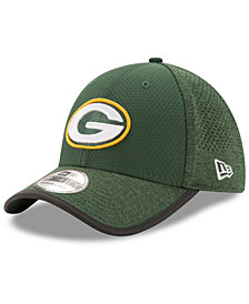 New Era Green Bay Packers Training 39THIRTY Cap